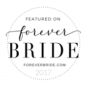 Featured on Forever Bride